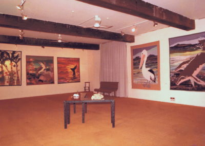 Barry Stern Gallery Exhibition 1985
