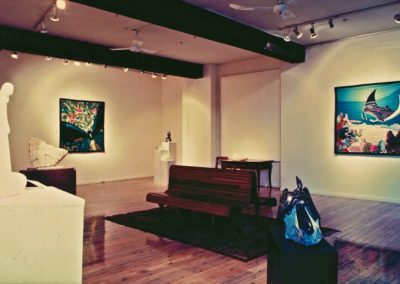 Barry Stern Gallery Exhibition, 1989