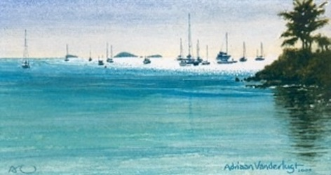 Airlie Beach Horizon