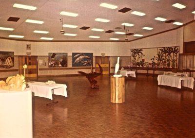1985 Proserpine Exhibition. Pre Sydney Exhibition, Proserpine Cultural Centre
