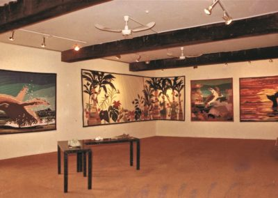 1985 Barry Stern Gallery. Same Exhibition with Denise Quilts ... Sydney NSW