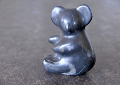 1989 Koala. Chillagoe Marble. 12cm high