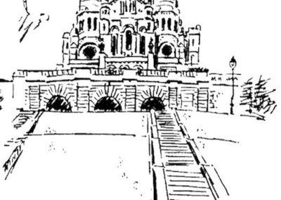 Sacre Cour Paris 1965