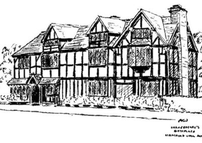 Shakespeare House 1965