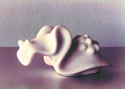 1989 Spanish Dancer. Chillagoe Marble. 19cm long