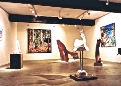 1989 Barry Stern Gallery. Dual Exhibition with Denise Vanderlugt ... Sydney NSW