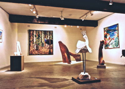 Barry Stern Gallery Exhibition 1989