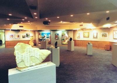 1989 Hayman Island. Exhibition with Denise Vanderlugt, Sharon Drew and Jeananne Barrett