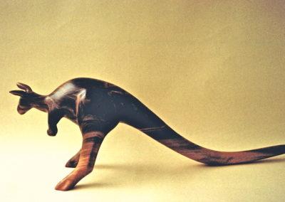 1995 Kangaroo. Burdekin Plum. 58cm long