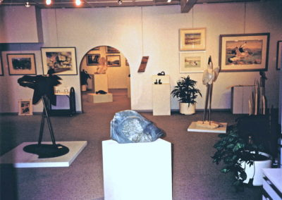 1995 Upstairs Gallery. Solo Exhibition, Cairns Qld