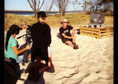 2012 Vimeo Interview at SWELL