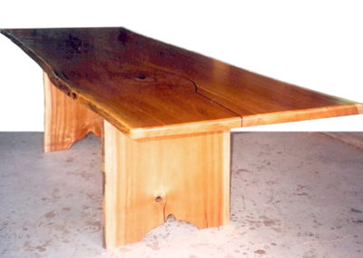 Queensland Maple Table. Commissioned
