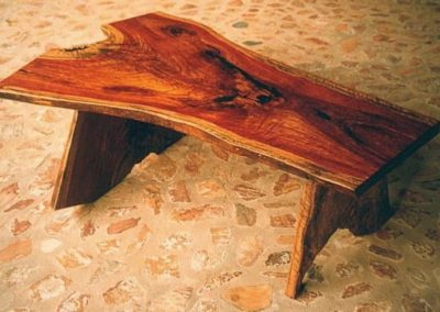 Coffee Table. Mackay Cedar. Commissioned