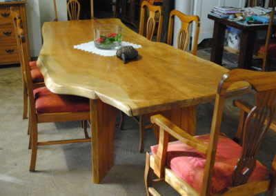 Queensland Maple Table
