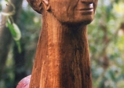 2007 Anneke Silver, Earth Goddess. Detail